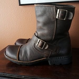 UGG Rockville Motorcycle Boots! CLEAN!!